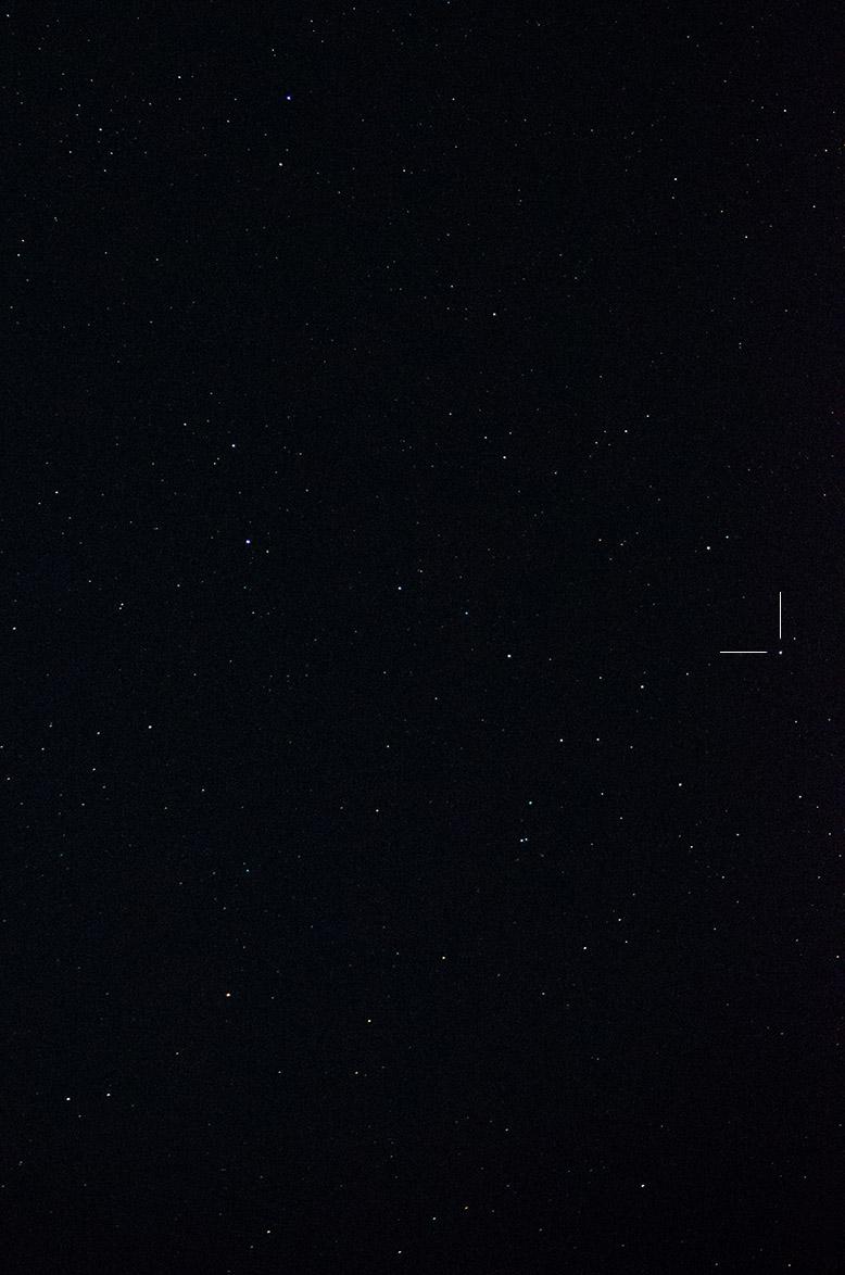 Nova Delphini 23.8.2013