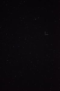 Nova Delphini 2013. Stackatty 4 ruutua.  Kuva: Jari Juutilainen