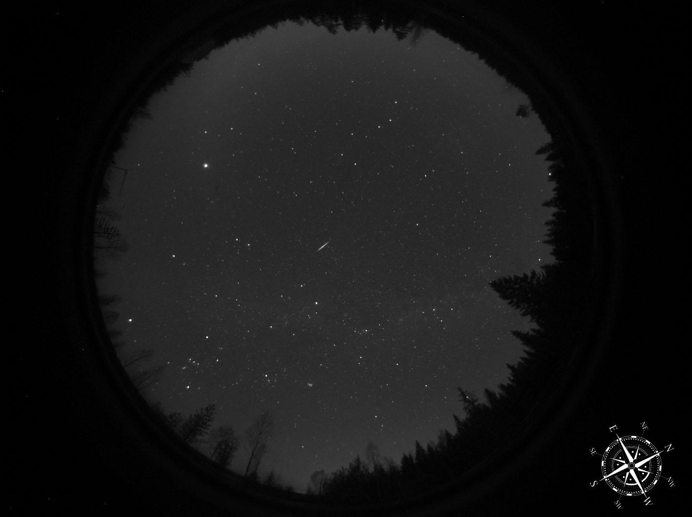 Orionidi - 23.10.2014 kello 05:47