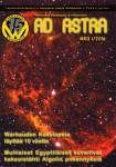 Kassiopeian jäsenlehden, Ad Astran, numero 1/2016 valmistumassa