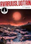 Härkämäen eksoplaneettahavaintoja Avaruusluotain-lehdessä