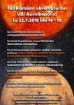 Härkämäen VIII Aurinkopäivä 22.7.