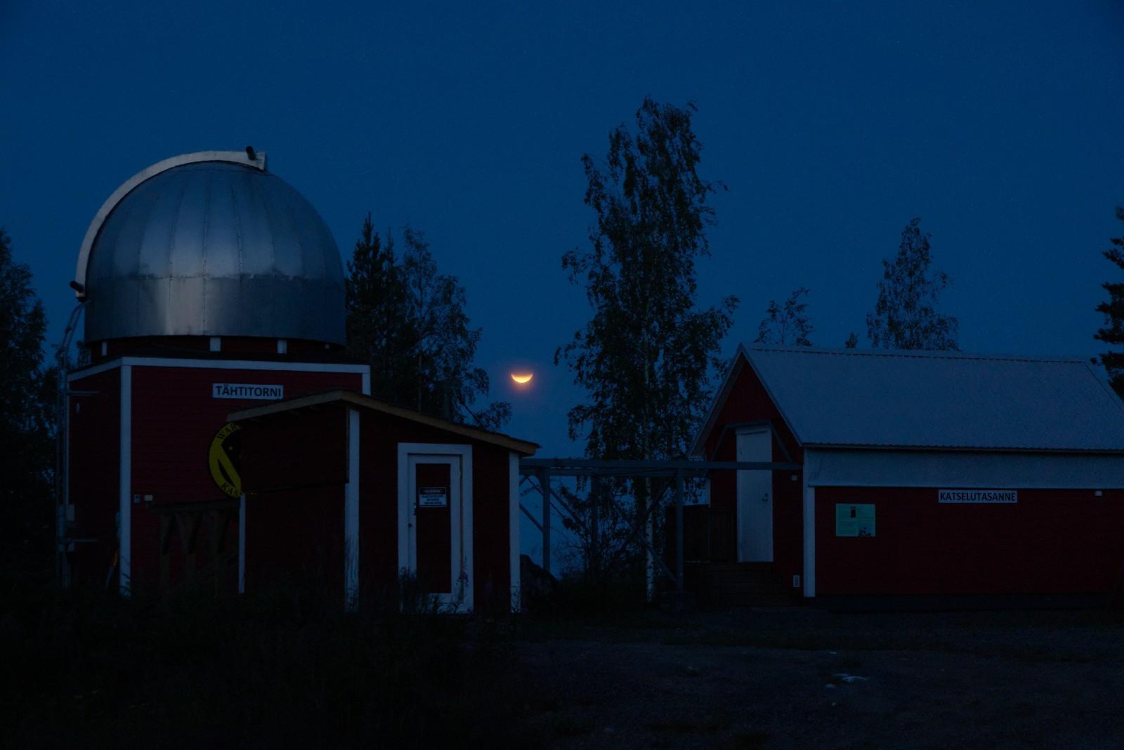 Härkämäen Observatorio